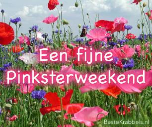 1ste en 2de Pinksterdag Brunch om 11.00 uur en 4 gangen Dinerbuffet om  17.00 uur