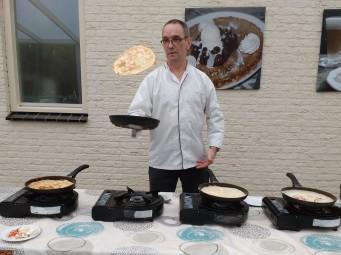 Pannenkoekenparty 2019 diverse datums in juli en augustus te beginnen met 24 juli. Zelf samen stellen en onbeperkt pannenkoeken eten. Houdt de agenda op de site in de gaten voor de andere datums