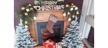 Ben er snel bij voor de  kerst reserveringen, want er zijn al enkel zittingen vol. Voor info bel of mail ons.
