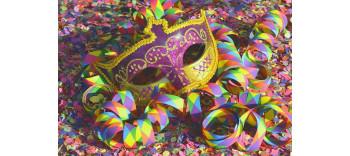 Carnavalsvakantie van maandag 17 februari  T/m vrijdag 6 maart 2020.